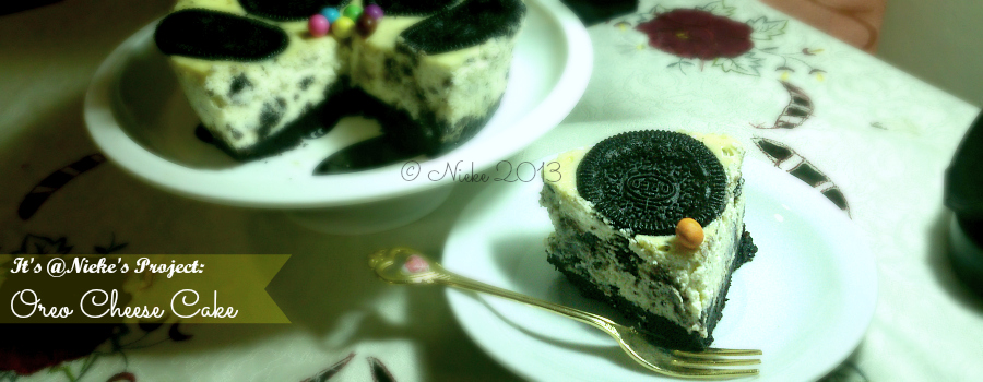 Recipe: Oreo Cheese Cake