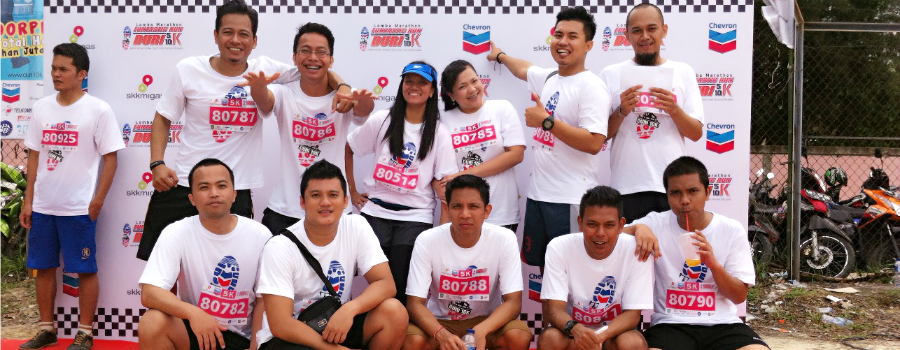Running Story: Duri FunTastic Run 2014