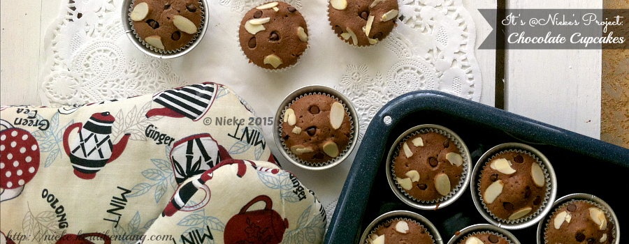 Recipe: Chocolate Cupcakes
