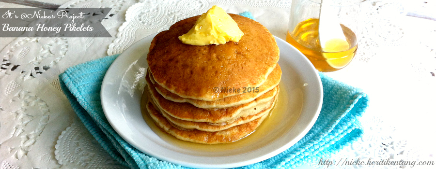Recipe: Banana Honey Pikelets