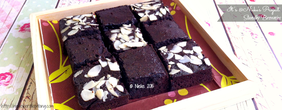 Recipe: Standby Brownies