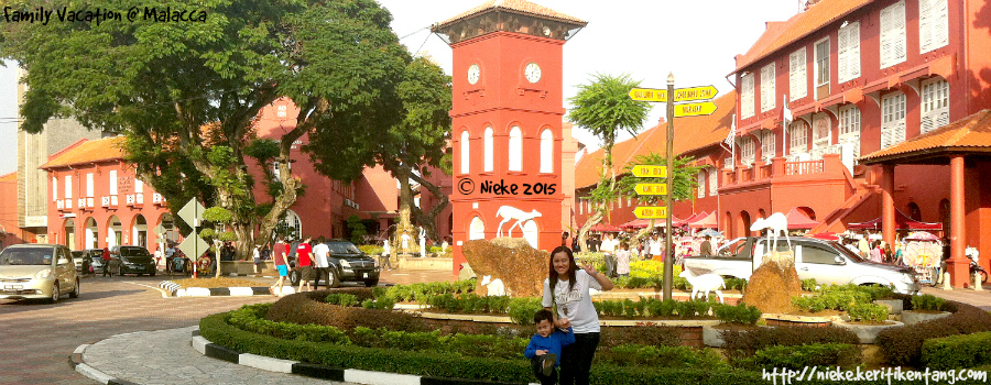 Family Vacation @ Malacca 2015 + Itinerary [3D2N]
