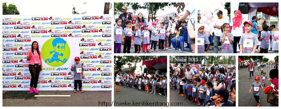 Running Story: OJK Kids Run
